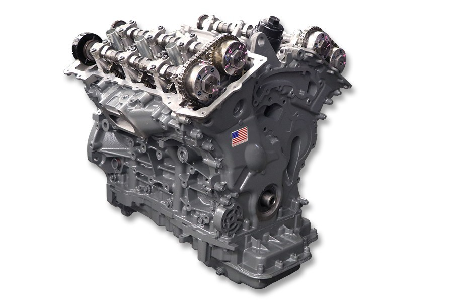 Pentastar Engine